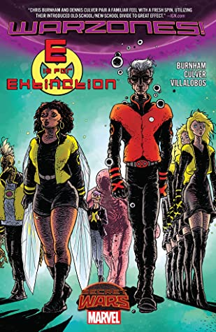 E is for Extinction: Warzones! by Ramos Villalobos, Dennis Culver, Grant Morrison, Chris Burnham