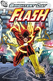 The Flash (2010-2011) #1 by Geoff Johns