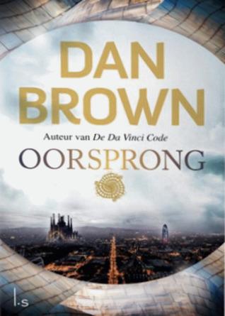 Oorsprong by Dan Brown