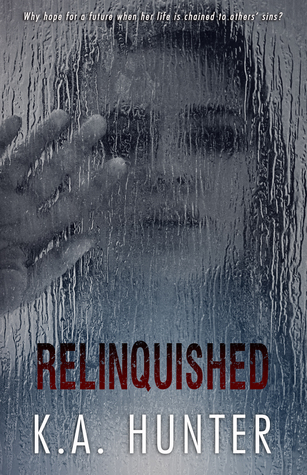 Relinquished by K.A. Hunter