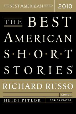 The Best American Short Stories by Richard Russo
