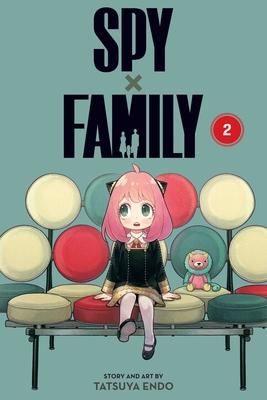 Spy X Family, Vol. 2 by Tatsuya Endo