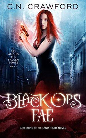 Black Ops Fae by C.N. Crawford