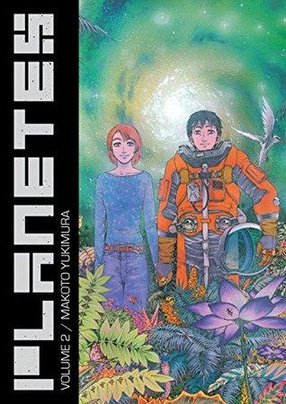 Planetes Omnibus, Volume 2 by Geoff Shaw, Makoto Yukimura