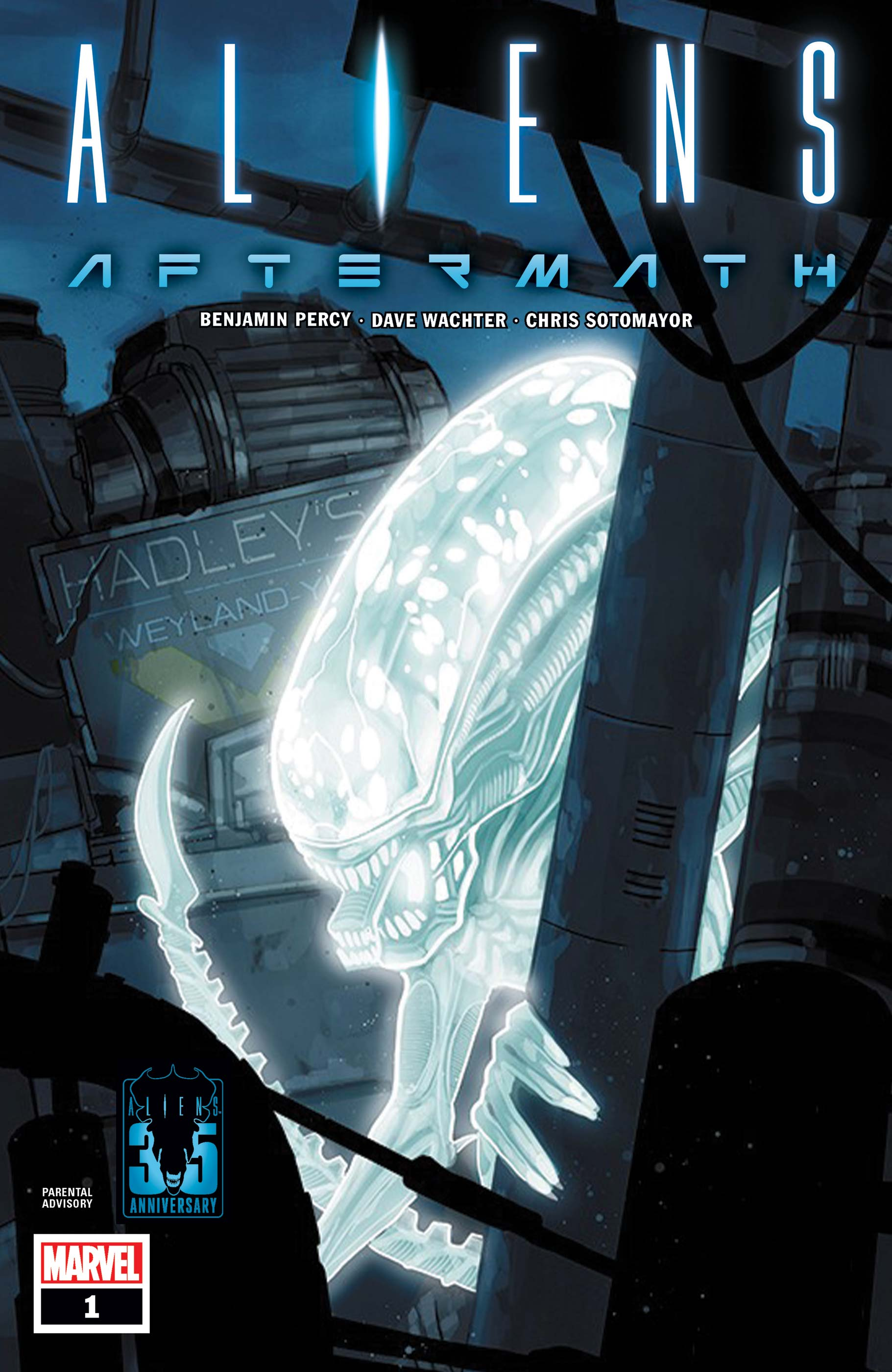 Aliens: Aftermath #1 (of 1) by Benjamin Percy