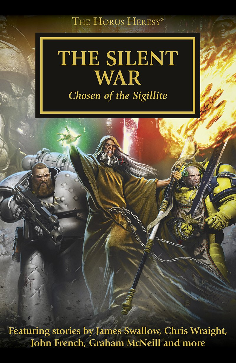 The Silent War by L.J. Goulding