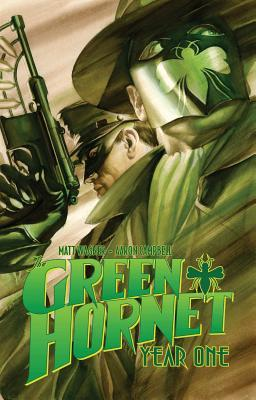 Green Hornet, Year One: Omnibus by Alex Ross, Aaron Campbell, Carlos López, Francesco Francavilla, Simon Bowland, Matt Wagner