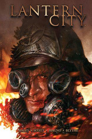 Lantern City Vol. 3 by Carlos Magno, Trevor Crafts, Mairghread Scott, Matthew Daley