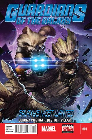 Guardians of the Galaxy: Galaxy's Most Wanted #1 by Will Corona Pilgrim, Andrea Di Vito, Laura Villari