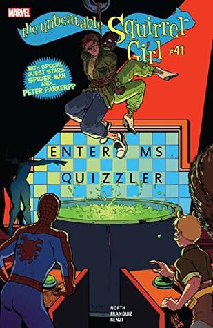 The Unbeatable Squirrel Girl (2015-) #41 by Naomi Franquiz, Erica Henderson, Ryan North
