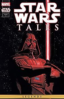 Star Wars Tales (1999-2005) #1 by Jim Woodring, Timothy Zahn, Peter David, Ron Marz
