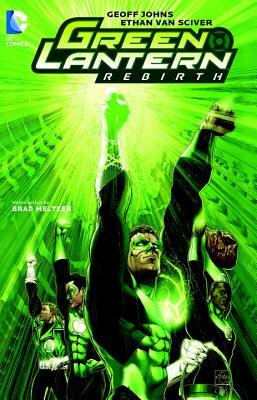 Green Lantern: Rebirth (New Edition) by Geoff Johns