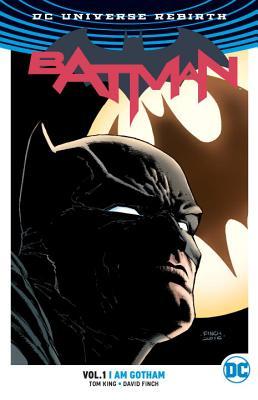 Batman, Volume 1: I Am Gotham (Rebirth) by Tom King