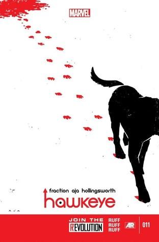 Hawkeye #11 by David Aja, Matt Fraction