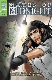 Gates of Midnight (Issue #4) by Amelia Woo, Barbara Hambly, Mirana Reveier, D. Lynn Smith, Maggie Field