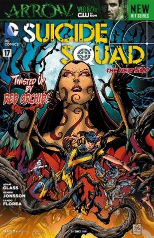 Suicide Squad #17 by Adam Glass, Henrik Jonsson