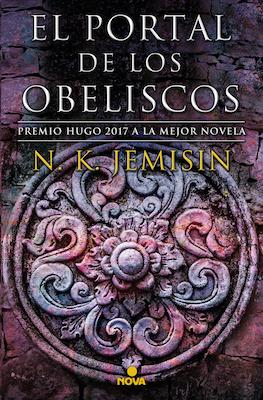 El portal de los obeliscos by N.K. Jemisin, David Tejera Expósito