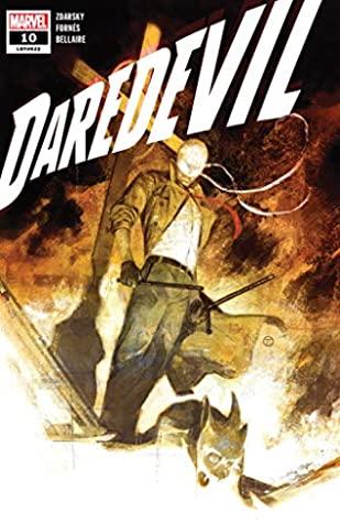 Daredevil (2019-) #10 by Chip Zdarsky, Julian Totino Tedesco, Jorge Fornes