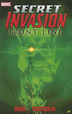 Secret Invasion: Front Line by Marco Castiello, Brian Reed