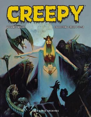 Creepy Archives, Vol. 12 by Shawna Gore