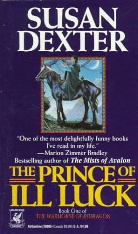 The Prince of Ill Luck by Susan Dexter