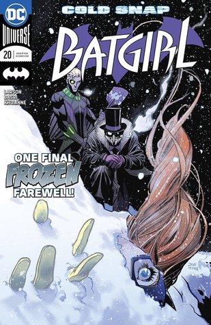 Batgirl (2016-) #20 by Hope Larson, Christian Wildgoose