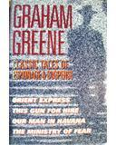 Classic Tales of Espionage & Suspense: Orient Express/This Gun for Hire/Our Man in Havana/The Ministry of Fear by Graham Greene