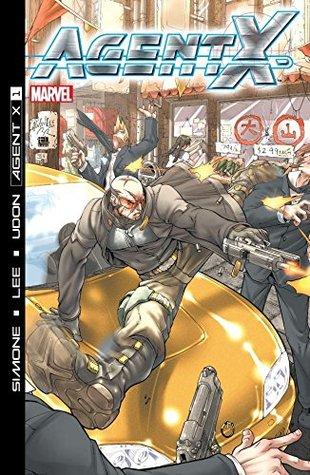 Agent X #1 by Gail Simone, Alvin Lee