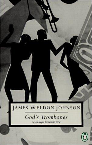 God's Trombones: Seven Negro Sermons in Verse by James Weldon Johnson, Aaron Douglas, C.B. Falls