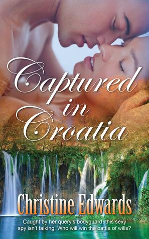 Captured in Croatia by Christine Edwards