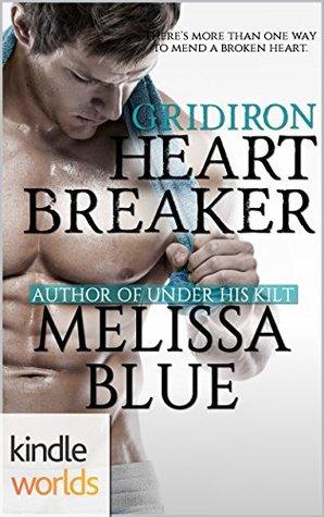Gridiron Heartbreaker by Melissa Blue