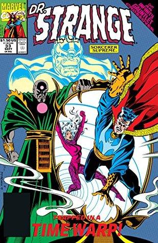 Doctor Strange: Sorcerer Supreme #33 by Mark McKenna, Dann Thomas, Chris Marrinan, Roy Thomas