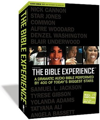 Holy Bible: Inspired By The Bible Experience: New Testament by Cuba Gooding, Jr., Angela Basset, T.D. Jakes, Samuel L. Jackson, Blair Underwood