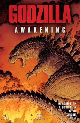 Godzilla: Awakening by Yvel Guichet, Greg Borenstein, Max Borenstein, Alan Quah, Eric Battle