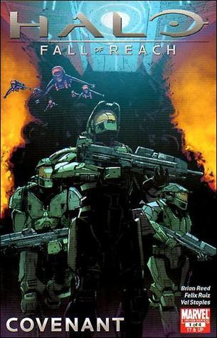 Halo: Fall of Reach - Covenant by Felix Ruiz, Brian Reed