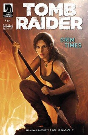 Tomb Raider #17 by Derliz Santacruz, Michael Atiyeh, Brian Horton, Derlis Santacruz, Rhianna Pratchett, Andy Owens