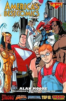 America's Best Comics Sampler by Chris Sprouse, Steve Moore, Alan Moore, Rick Veitch, Karl Story, Gene Ha, J.H. Williams III, Kevin Nowlan
