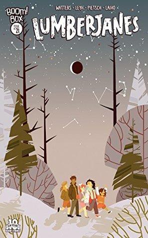 Lumberjanes: All For Knot by Carolyn Nowak, Kat Leyh, Noelle Stevenson, Shannon Watters, Leyh Kat