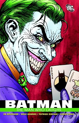 Batman: The Man Who Laughs TP by Ed Brubaker