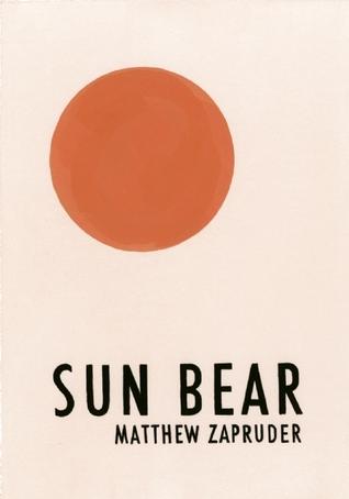 Sun Bear by Matthew Zapruder