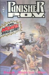 Punisher P.O.V. 1 of 4 by Bernie Wrightson, Jim Starlin, Bill Wray