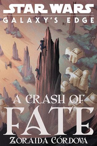 A Crash of Fate by Zoraida Córdova
