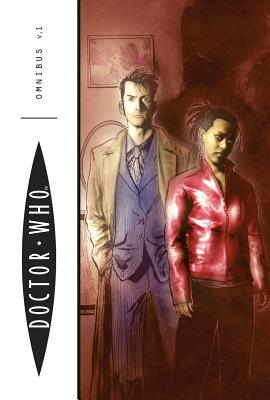 Doctor Who Omnibus Volume 1 by John Reppion, Tony Lee, Leah Moore, Gary Russell