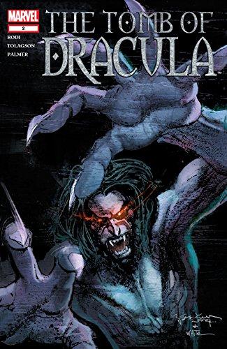 Tomb of Dracula (2004-2005) #2 (of 4) by Robert Rodi, Bruce Jones