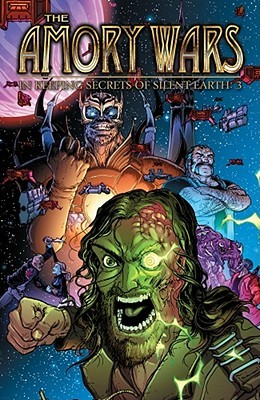Amory Wars: In Keeping Secrets of Silent Earth: 3 Ultimate Edition by Claudio Sánchez, Peter David, Aaron Kuder, Chris Burnham