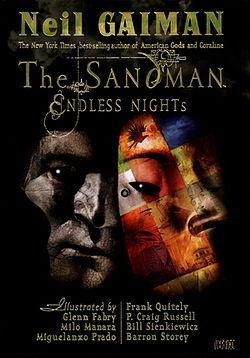 The Sandman: Endless Nights by Neil Gaiman