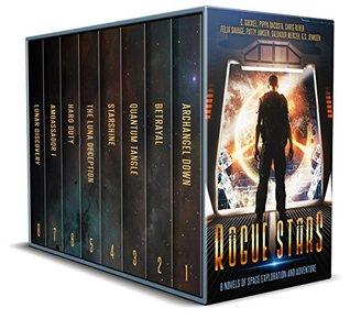 Rogue Stars: 8 Novels of Space Exploration and Adventure by Chris Reher, Salvador Mercer, Pippa DaCosta, Patty Jansen, C. Gockel, Mark E. Cooper, Felix R. Savage, G.S. Jennsen