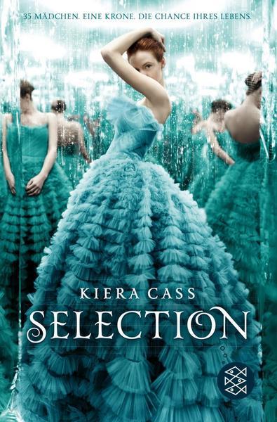 Selection by Kiera Cass