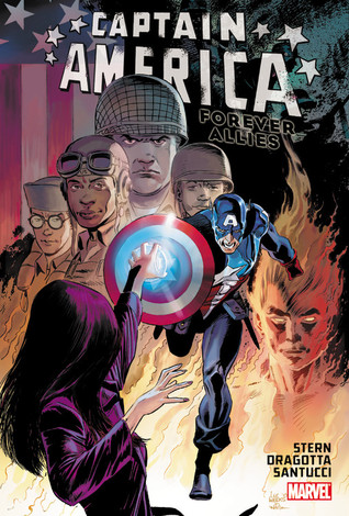 Captain America: Forever Allies by Paolo Rivera, Matt Hollingsworth, Marco Santucci, Roger Stern, Dean White, Nick Dragotta, Lee Weeks