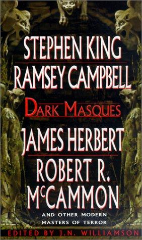 Dark Masques by J.N. Williamson